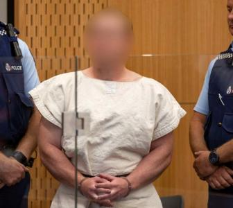 Alleged New Zealand gunman fires lawyer, to represent himself in court