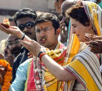 Will Priyanka contest from Varanasi?