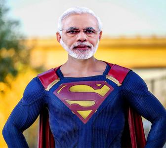 Modi: From RSS pracharak to electoral superman