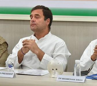 Congress needs a new zamindar from outside
