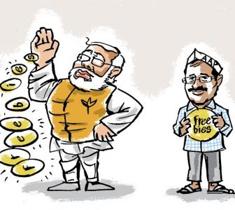 How Modi and Kejriwal are strikingly similar
