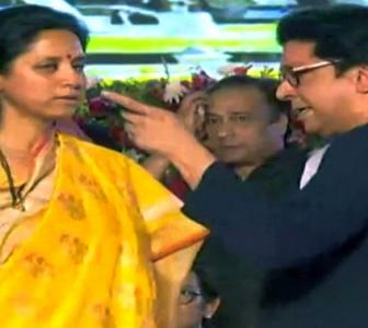 Look who turned up for Uddhav Thackeray's swearing-in