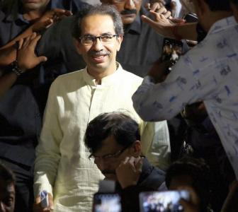 Uddhav has a tough task at hand