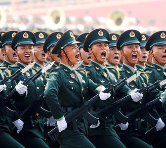 Chinese reserve forces brought under Xi's leadership