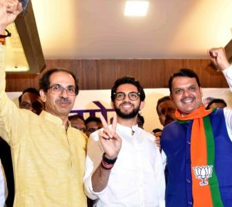 Necessary for Shiv Sena to stay with BJP, but...: Raut
