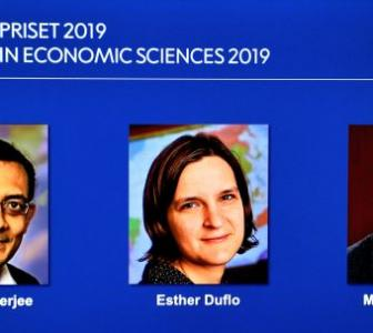 Abhijit Banerjee, 2 others win 2019 Nobel in Economics