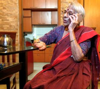 Happy and proud: Abhijit Banerjee's mother
