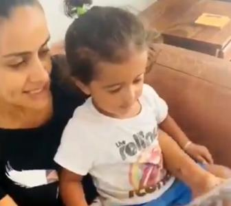 Extremely adorable: Modi on video of Gul Panag's son