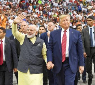 'Modi buttered Trump up big time'