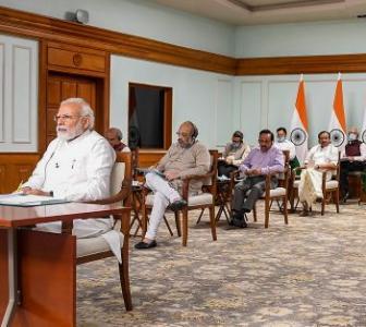Does Modi have a coronavirus war room?