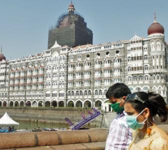 6 Taj hotel employees test positive for coronavirus