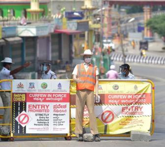 Karnataka announces lockdown on Sundays from July 5