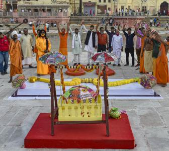 The various 'pujas' PM Modi will offer in Ayodhya