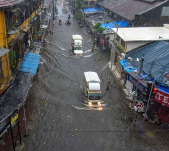 Mumbai's Colaba sees highest rainfall in 22 years