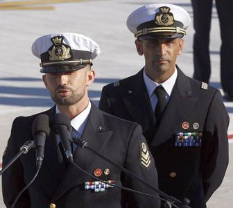 SC sets condition to close Italian marines case