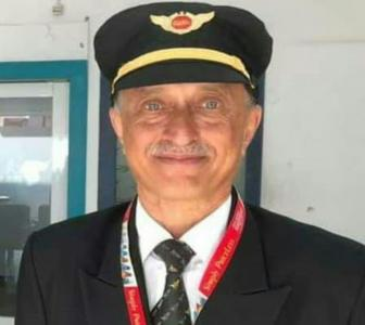 Captain who died in AI plane crash was ex-IAF