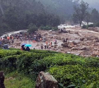 Kerala landslides: Toll rises to 24; 46 still missing