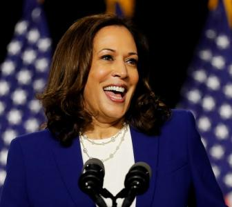 Kamala Harris, the perfect foil for Biden