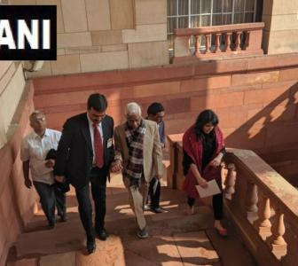 Nirmala's family in Parliament to watch Budget