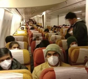 Special evacuation flights for Indians in US this week
