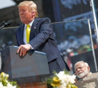 When Trump gave shout out to DDLJ, Sachin, Virat