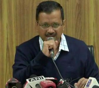 Kejriwal appeals for calm, asks for sealing borders