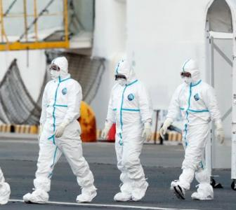 Indians on board ship quarantined in Japan seek help