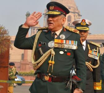 Gen Rawat hints at major change in defence thinking