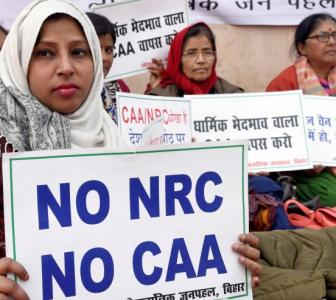Sinister agenda behind anti-CAA-NRC protests?