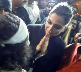 Anyone can go anywhere: Govt on Deepika's JNU visit