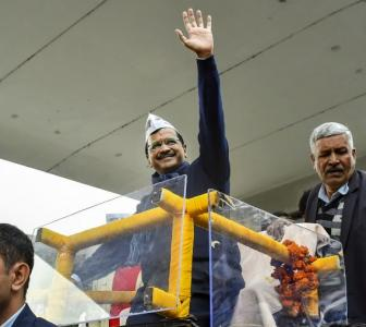 'Kejriwal is not Rahul Gandhi'