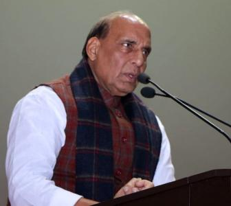 Rajnath promised bang, ended with whimper: Cong