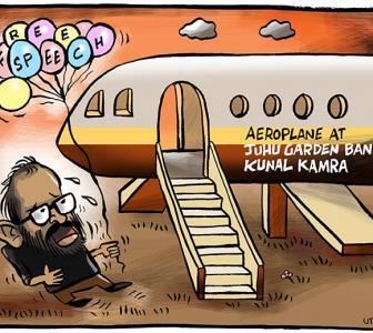 Uttam's Take: Kunal Kamra and Free Speech