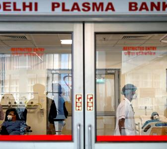 How do plasma banks work? Experts answer