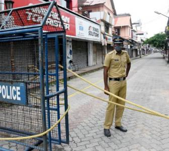 Triple lockdown in force in Thiruvananthapuram
