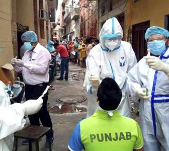 India records nearly 25,000 COVID-19 cases in 24 hrs