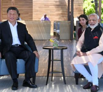 Modi's India First angers Xi