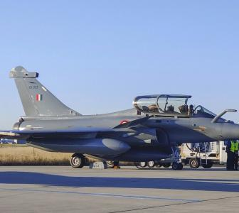 Rafale's arrival: Tight security near Ambala air base