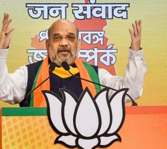 People will reduce Didi to 'political refugee': Shah