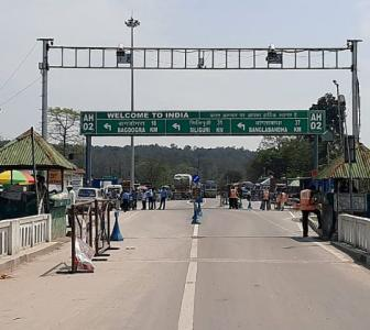 Road construction along India-Nepal border halted