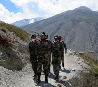 Border question sensitive, complicated: Chinese Envoy