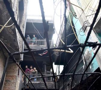 Mob torched my house in Delhi riots: Muslim BJP leader