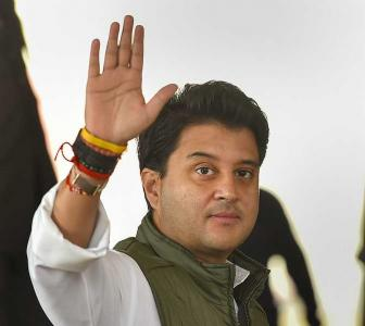 It won't be smooth sailing for Jyotiraditya in BJP