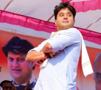 Jyotiraditya Scindia: Like father, like son