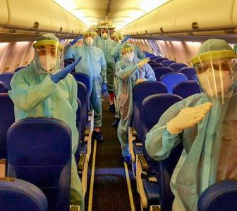 Now, cabin crew to have face shields, gowns, masks