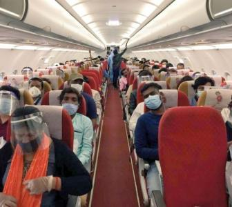 Fly with middle seats filled for 10 days: SC to AI