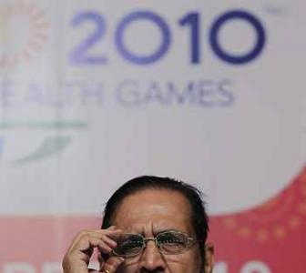 Agencies targeting only CWG OC officials: Kalmadi