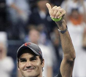 US Open: Ruthless Federer races to win over Monaco
