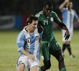 Messi inspires Argentina to 3-1 win over Nigeria