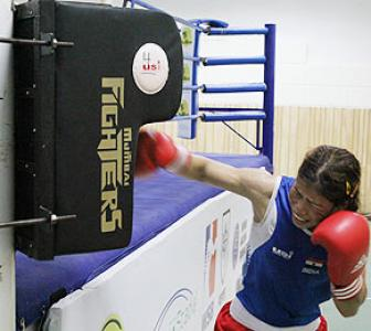 Asian boxing C'ships: Mary Kom gives India perfect start
